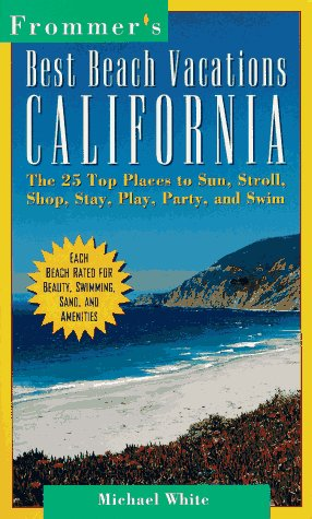9780028604985: Frommer's Best Beach Vacations: California