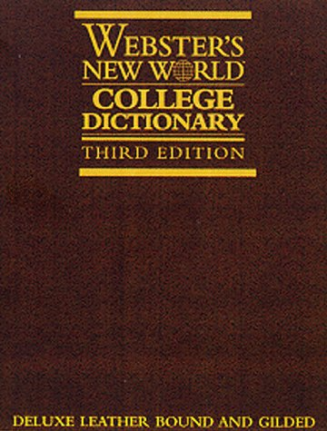 9780028605869: Webster's New World College Dictionary