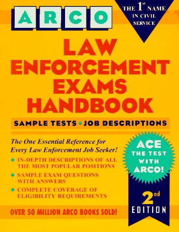 Law Enforcement Exams Handbook (2nd ed) (0028605969) by Eve P. Steinberg; E. P. Steinberg