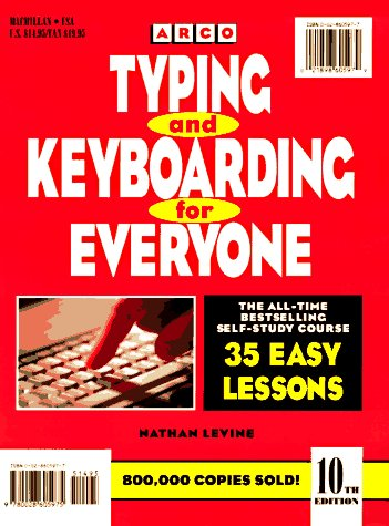 9780028605975: Typing and Keyboard for Everyone (Typing and Keyboarding for Everyone)