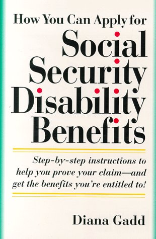 9780028605999: How You Can Apply for Social Security Disability Benefits