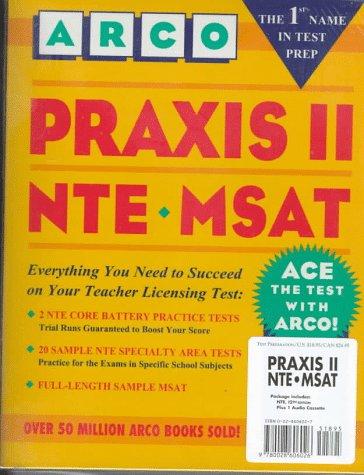 9780028606026: Praxis Ii, Nte, Msat (Nte/Praxis II)