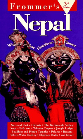 9780028606279: Nepal (Frommer's Comprehensive Travel Guides)