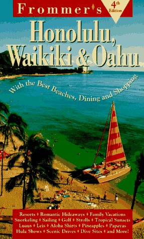 9780028606422: Honolulu, Waikiki and Oahu (Frommer's complete travel guides)