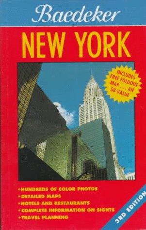 9780028606736: Baedeker New York (Baedeker's City Guides)