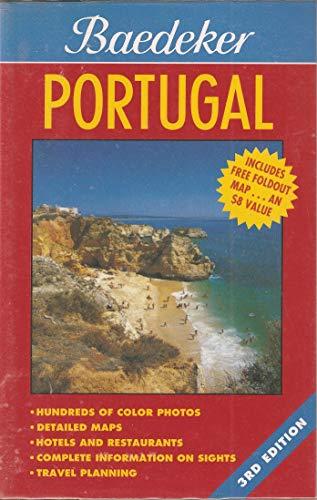 9780028606743: Baedeker Portugal (Baedeker's Travel Guides)