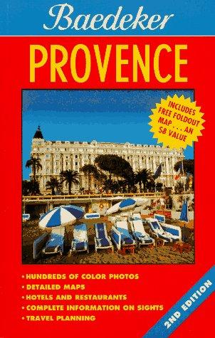 9780028606750: Baedeker Provence (Baedeker's Provence)