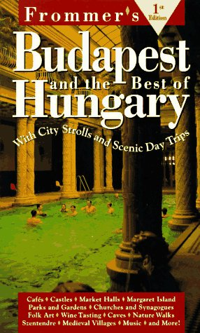 9780028607030: Frommer's Budapest & the Best of Hungary