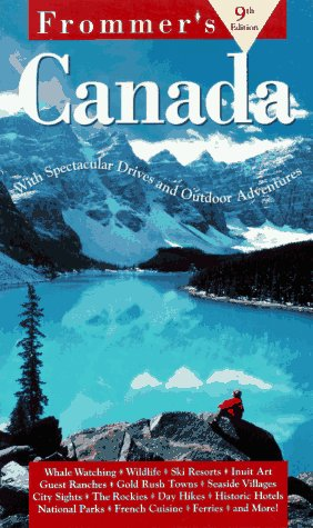 9780028607078: Frommer's Canada (9th ed)