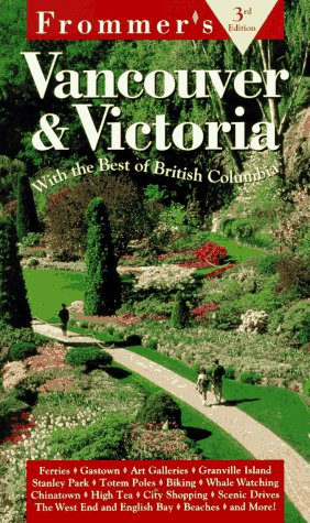 9780028607085: Frommer's Vancouver & Victoria (3rd ed)