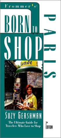 9780028607139: Frommer's Born to Shop Paris
