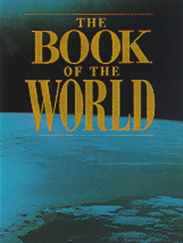9780028608112: The Book of the World
