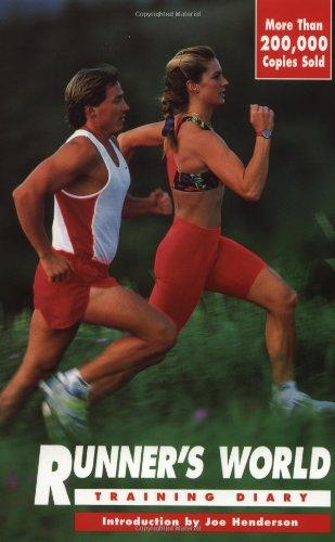 """9780028608204: """"Runners World"""" Training Diary"""