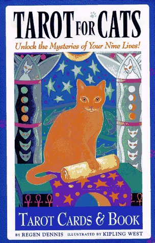 9780028608280: Tarot for Cats: Unlock the Mysteries of Your Nine Lives