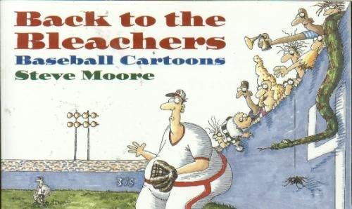 9780028608501: Back to the Bleachers: Baseball Cartoons