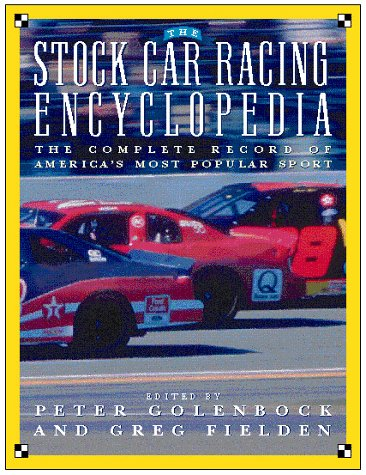 9780028608594: The Stock Car Racing Encyclopedia