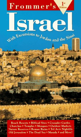 9780028608600: Frommer's Israel