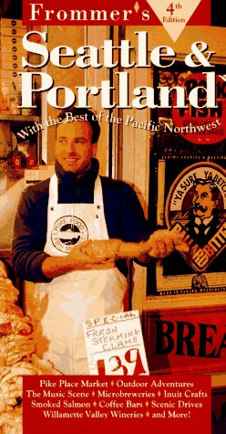9780028608631: Frommer's Seattle & Portland (4th ed)