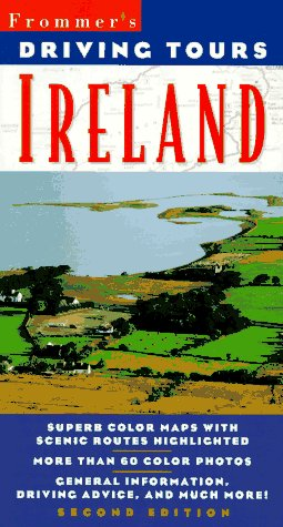 9780028608907: Driving Tours: Ireland (Frommer's Ireland's Best-Loved Driving Tours)