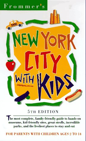 9780028608938: Frommer's New York City With Kids