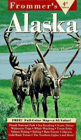9780028608976: Frommer's Alaska (4th ed)