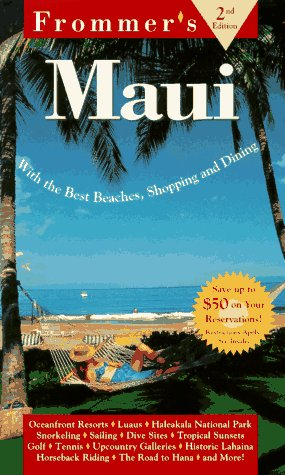 9780028609058: Frommer's Maui (2nd Ed)