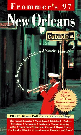 9780028609065: New Orleans 1997 (Frommer's City Guides)