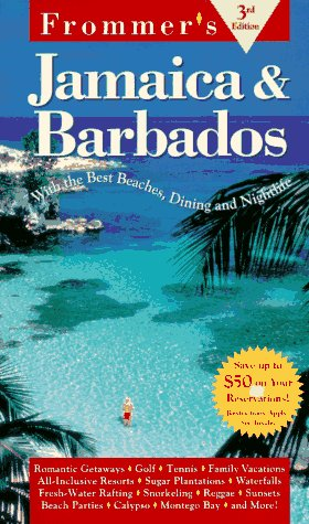 9780028609140: Frommer's Jamaica & Barbados (Frommer's Jamaica and Barbados)