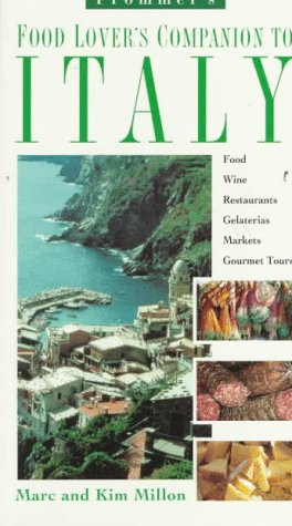 9780028609263: Italy: a Food Lover's Companion (Frommer's Food Lover's Companion to Italy)