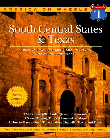 9780028609348: Frommer's America on Wheels South Central States & Texas 1997