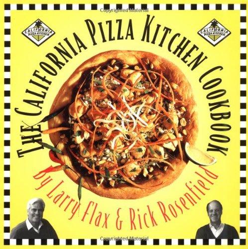 9780028609881: California Pizza Kitchen Cookbook