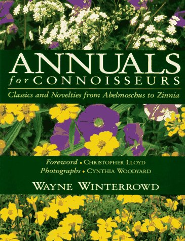 9780028609928: Annuals for Connoisseurs