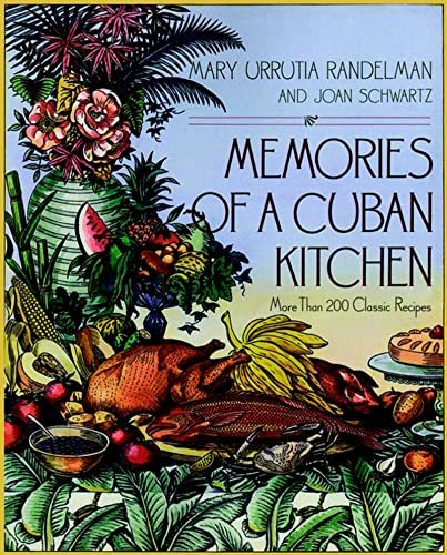 9780028609980: Memories of a Cuban Kitchen