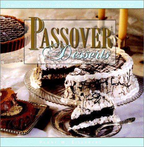 9780028609997: Passover Desserts