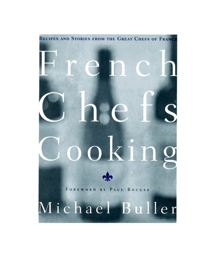 9780028610092: French Chef's Cooking