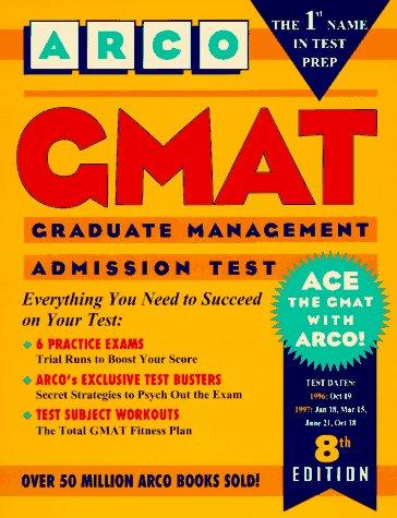 9780028610733: Gmat: Graduate Management Admission Test (8th ed)