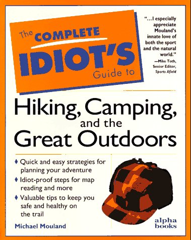 9780028611006: The Complete Idiot's Guide to Hiking and Camping