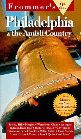 9780028611686: Frommer's Philadelphia & the Amish Country