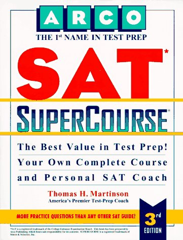9780028611853: Arco Sat Supercourse