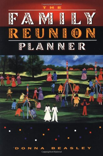9780028611938: The Family Reunion Planner