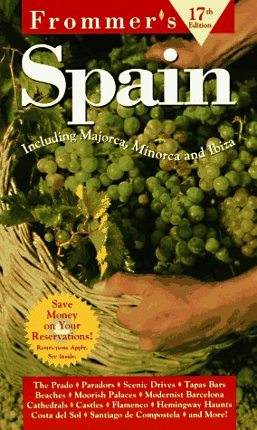 9780028612027: Frommer's Spain (17th Ed.)
