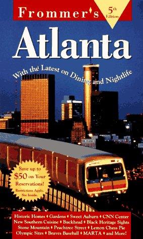 9780028612034: Frommer's Atlanta