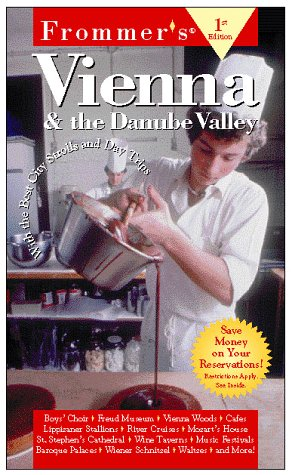 9780028612225: Frommer's Vienna & the Danube Valley