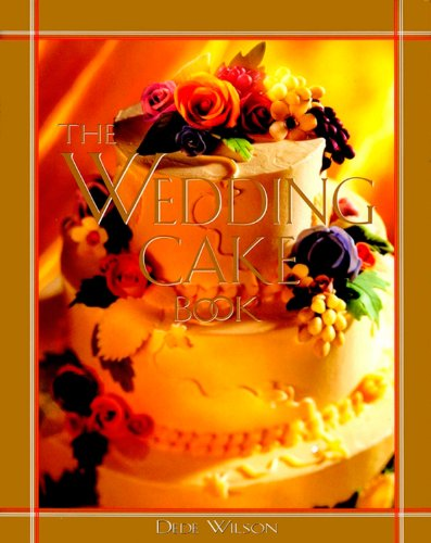 9780028612348: The Wedding Cake Book