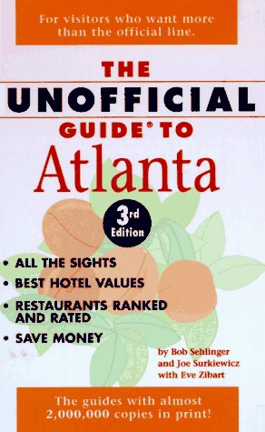 9780028612430: The Unofficial Guide to Atlanta