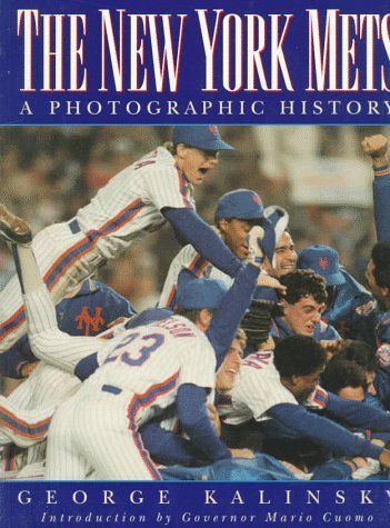 9780028612485: The New York Mets: A Photographic History