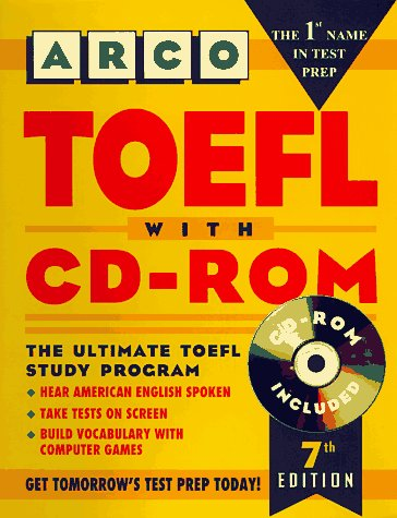 9780028612683: Preparation for the Toefl: Software User's Manual