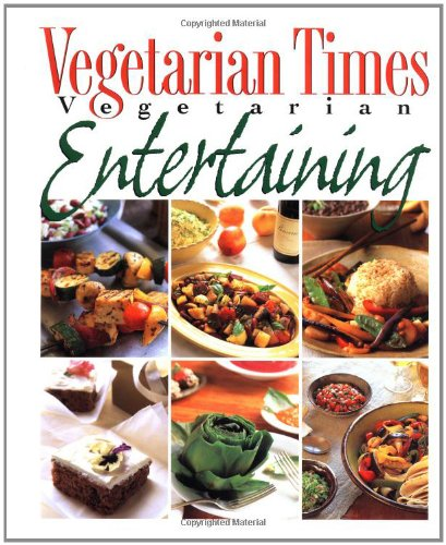 9780028613246: Vegetarian Times Vegetarian Entertaining