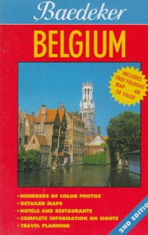 9780028613512: Baedeker Belgium (Baedeker's Belgium)