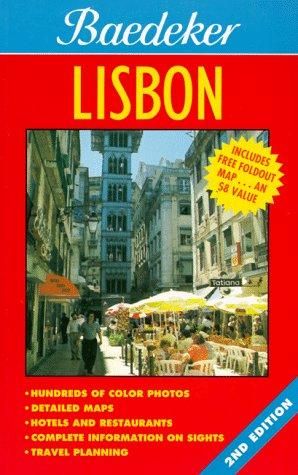 Baedeker Lisbon (Baedeker's City Guides): Karl Baedeker (Firm);